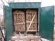 Сушильные камеры для высококачественной сушки древесины