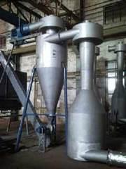 Сушильный комплекс для сушки опилок