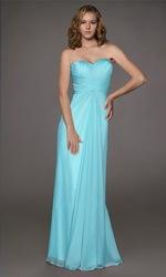 Недорогие вечерние платья 2012