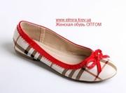 Обувь женская из заменителя кожи оптом в Украине