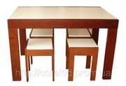 Кухонний стіл - трансформер Чибіс максі