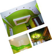 Натяжні Французькі стелі Luxe Design  Втілимо найскладніші проекти.