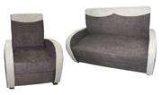Мягкая часть «Ричард» (диван и 2 раскладных кресла)