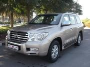 Toyota Land Cruiser 2011 sales