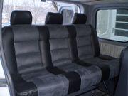 диван на микроавтобус