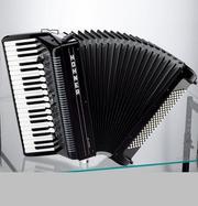 Продам аккордеон HOHNER Amica IV 120 Black