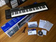 Продам миди-клавиатуру Edirol by Roland PCR-800