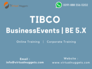 TIBCO BE | BusinessEvents Online Training