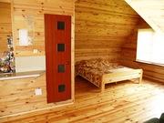 Вагонка деревянная сосна, ольха, липа от производителя в Черновцах