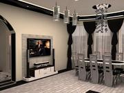 Дизайн интерьера,   домов,  квартир,  офиса..