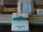 Продаю вязальную машину Swissknitter