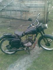 Продам мотоцикл К-58