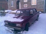 ВАЗ 2105 1990р Червоний Нерозмитнений