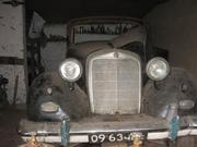 ретро Мерседес 170 1936г.в.