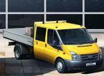 Продам форд транзит без кузовных на запчасти